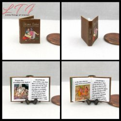 KAMA SUTRA HANDBOOK Illustrated Readable Miniature One Inch Scale Book